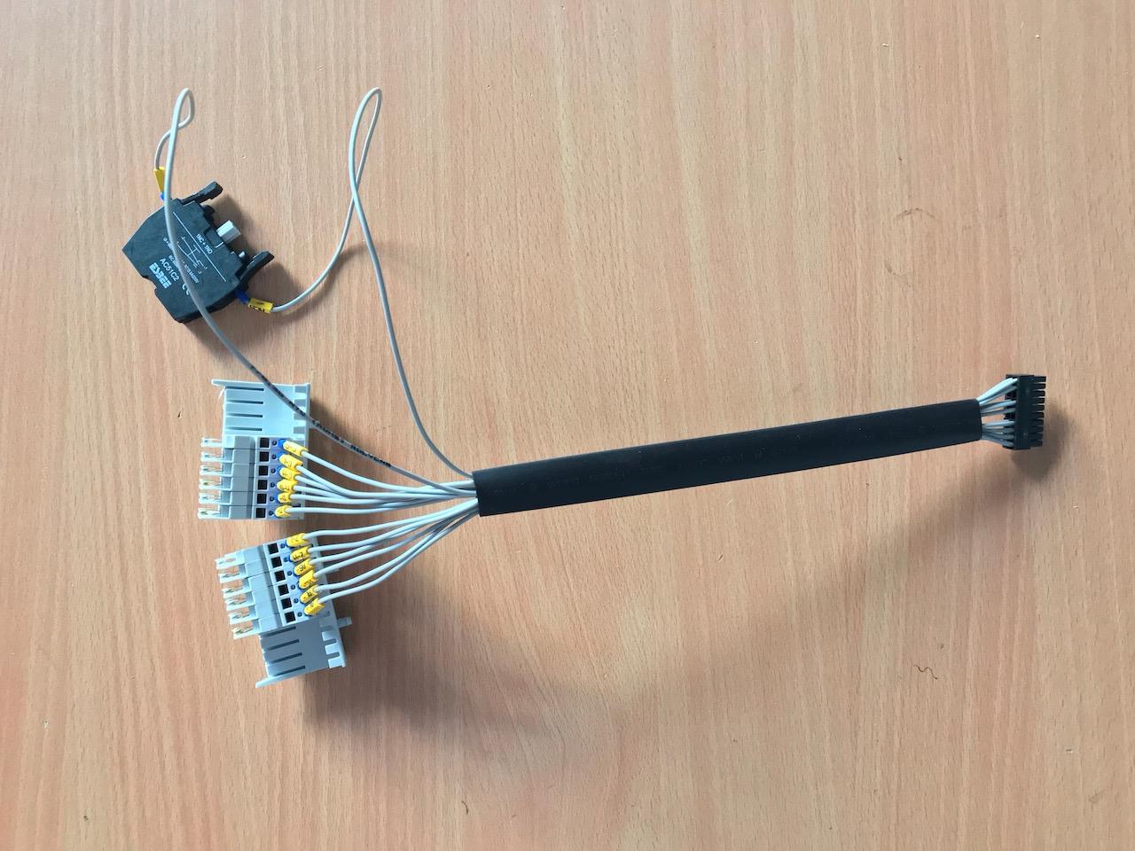 Wire Harness Manufacturers Sai Samarth Enterprises Electrical Wiring Accessories Img 6218